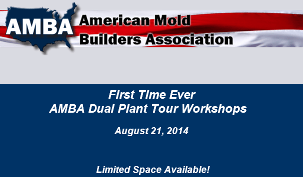 FIRST EVER AMBA DUAL PLANT TOUR WORKSHOPS